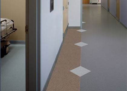 Commercial Vinyl Sheet Flooring