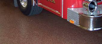 Epoxy Flake – Firehouse