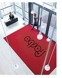 Logo Matting Trevino Flooring
