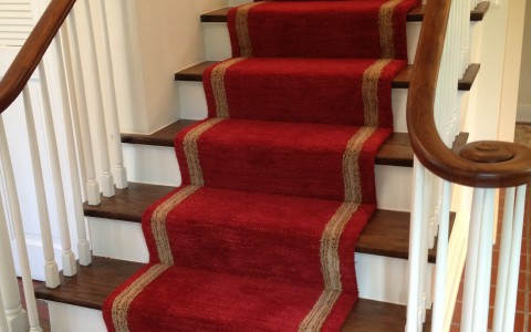 Stair Amp Hall Runners Trevino Flooring