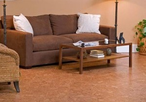 Cork Flooring A Totally Modern Floor Choice With Retro